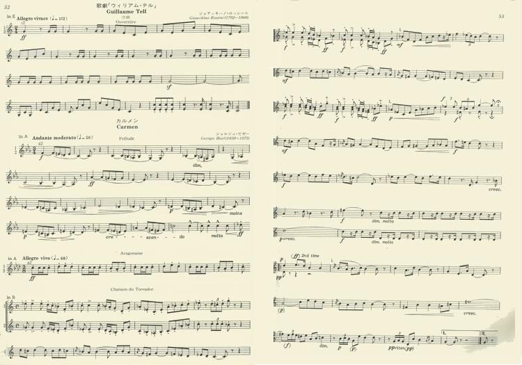 DOREMI 小喇叭管弦乐中的名曲集