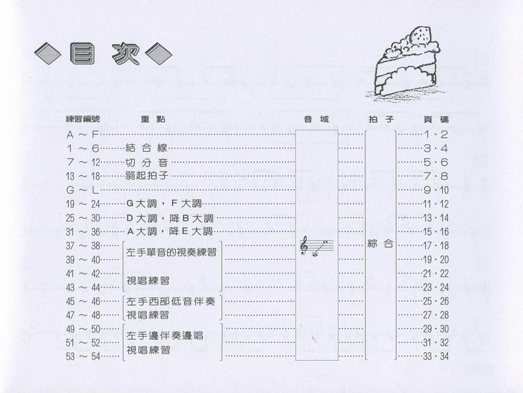 M125 日本DOREMI 快乐的视唱视奏与听音 高级