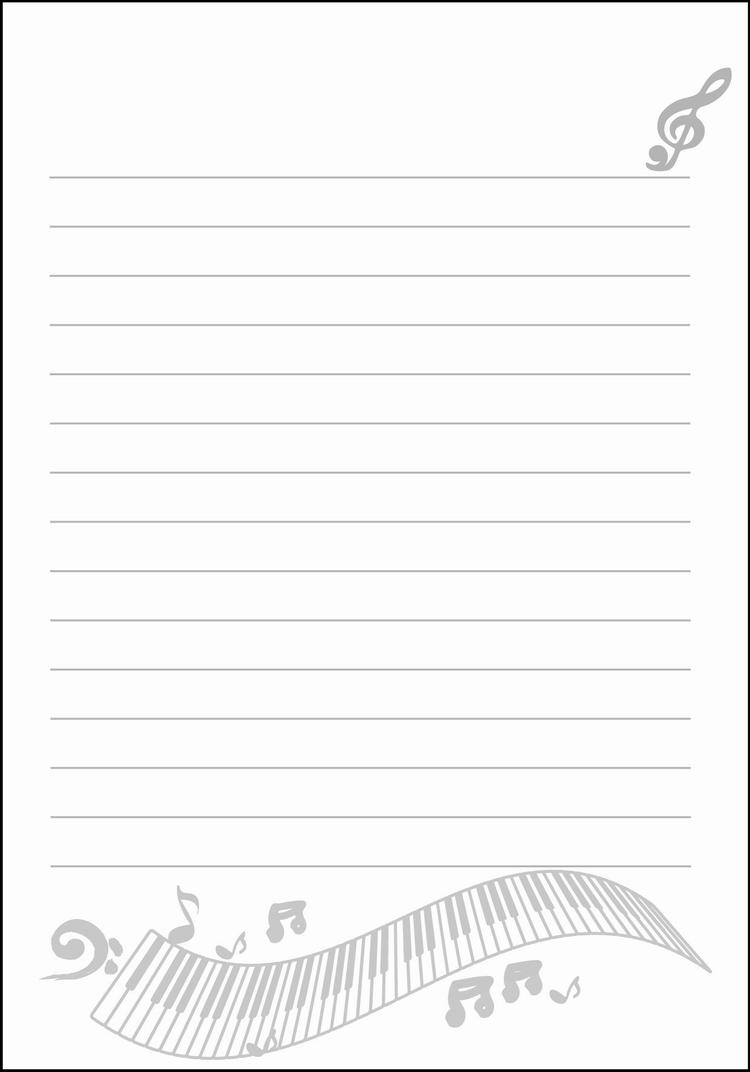手绘键盘笔记本
